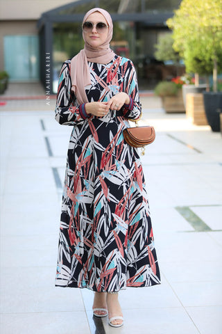 Dalida Modest Dress