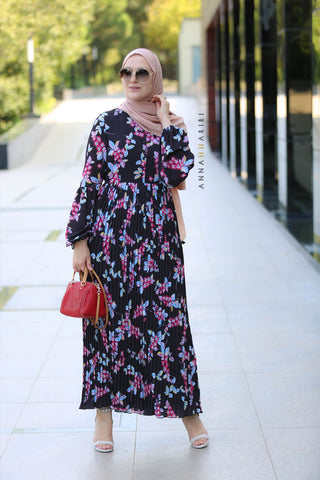 Farah Modest Dress