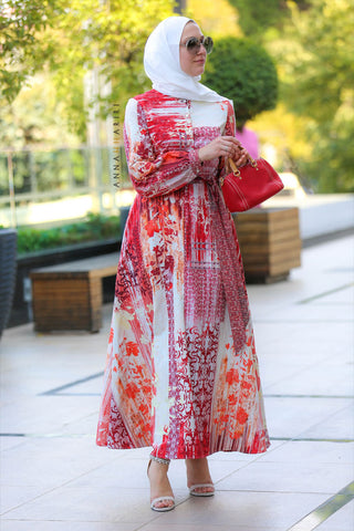 Maryam Modest Dress