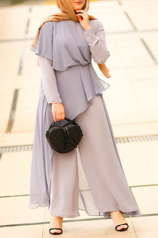 Grey Bestever Jumpsuit
