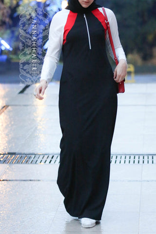 Flex Abaya Dress