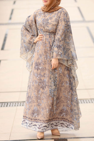 Galabiya Khaliji Dress