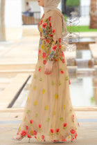 Arwa Gown