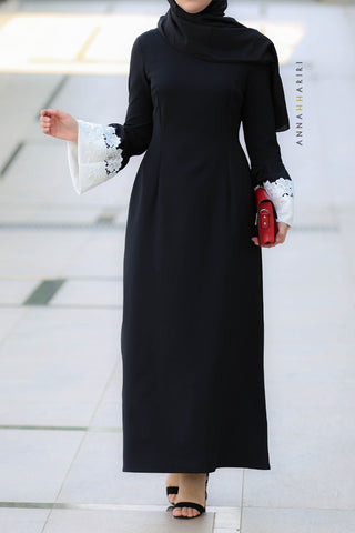 Classic Modest Dress