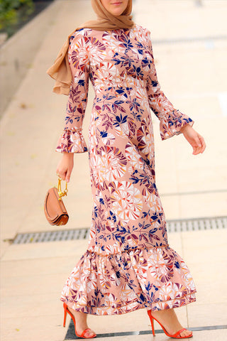 Figures Modest Dress