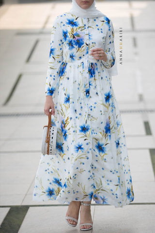 Vasilki Modest Dress