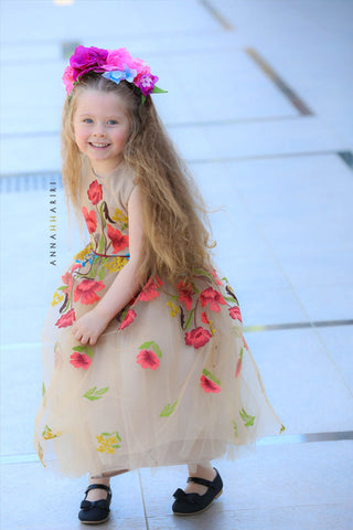 Little Arwa Gown