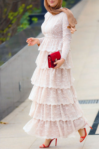 Adorable Modest Dress