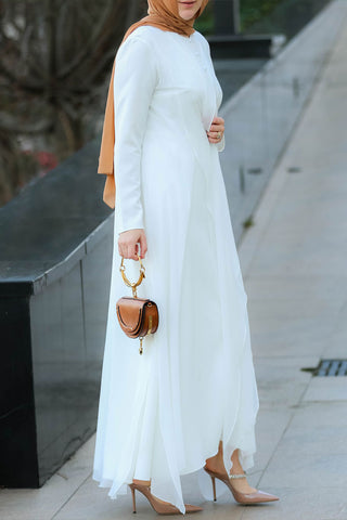 Yaz Modest Dress