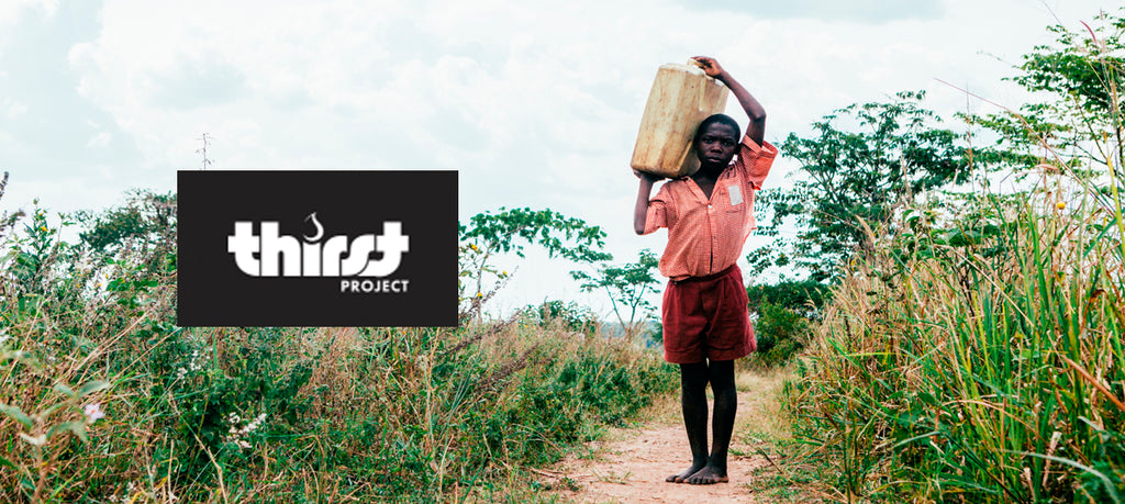 Click to learn more about the Thirst Project