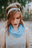 Solid Custom Knot Headband