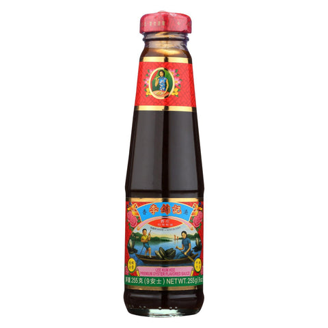 Lee Kum Kee Oyster Sauce - Pack of 12 - 9 oz.
