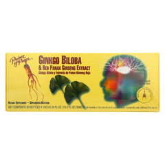box of Prince Of Peace Ginkgo Biloba And Red Panax Ginseng Extract