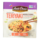 Annie Chun's Teriyaki Noodle Bowl - Pack of 6 - 7.8 oz.