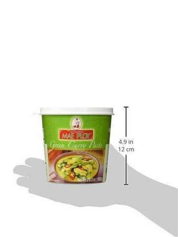 Mae Ploy Green Curry Paste - 35 oz.