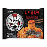 Paldo Fun & Yum Mr. Kimchi Stir Fried Instant Ramen - Pack of 4