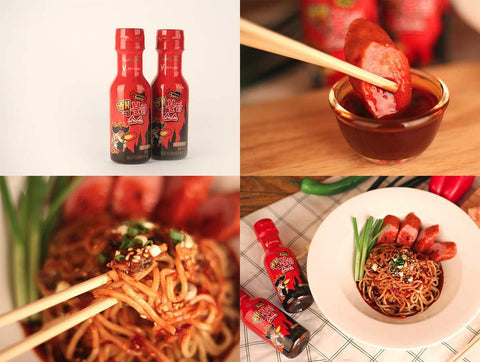 Samyang Extremely Spicy Chicken Nuclear Buldak Sauce - 200g