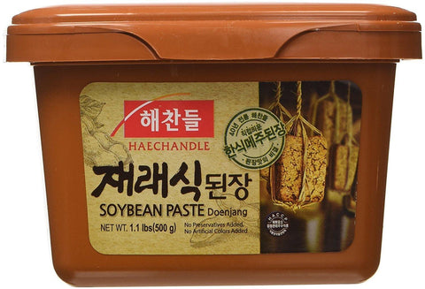 Haechandle Jaeraesik Soybean Paste - 1.1 lbs