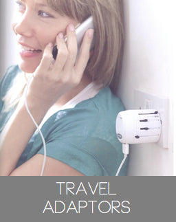 World Travel Adaptors (AU > World*)