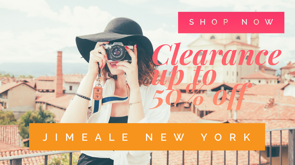 Jimeale New York | Clearance up to 50% off