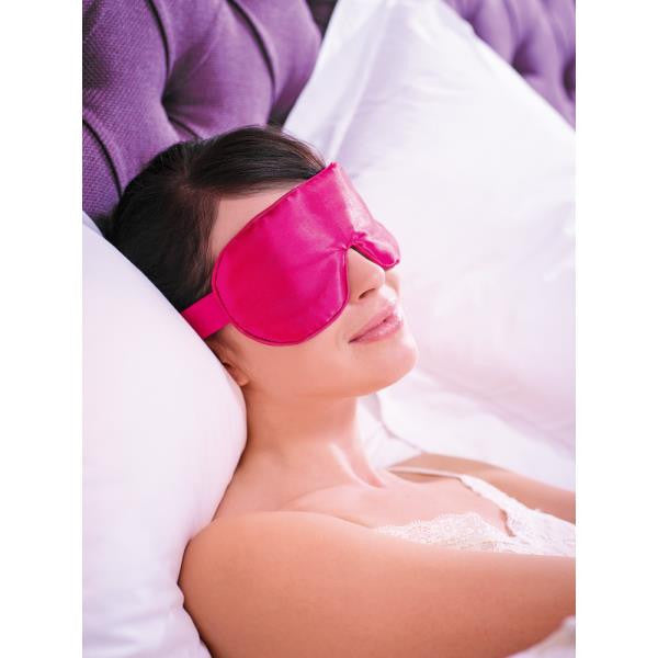 Go Travel Silky Eye Mask: Blueberry - Jetsettr.com.au - 6