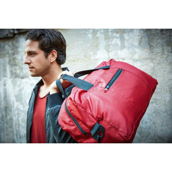 Go Travel Xtra Travel Bag: Strawberry Red - Jetsettr.com.au - 5