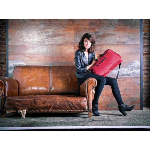 Go Travel Xtra Travel Bag: Strawberry Red - Jetsettr.com.au - 3
