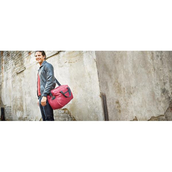 Go Travel Xtra Travel Bag: Strawberry Red - Jetsettr.com.au - 4