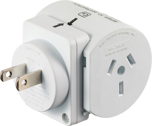 Go Travel Worldwide Travel Adaptor - Jetsettr.com.au - 1