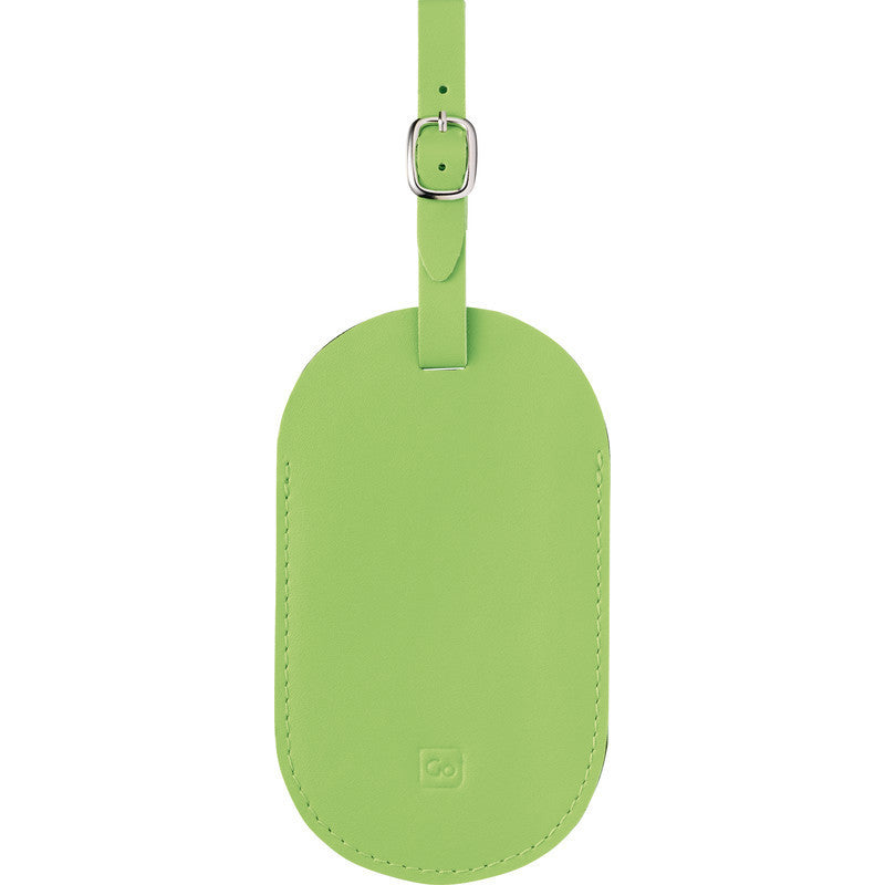 Go Travel Big Bag Tag: Green - Jetsettr.com.au - 1