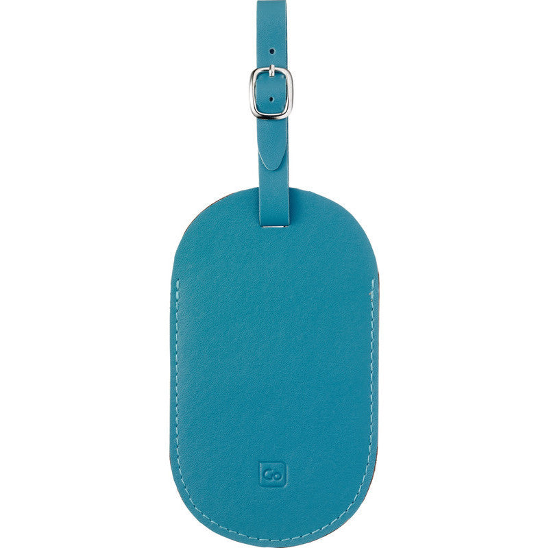 Go Travel Big Bag Tag: Blue - Jetsettr.com.au - 1
