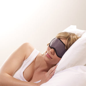 Go Travel Eye Mask | Sleeping Mask (BONUS Ear Plugs) - Jetsettr.com.au - 4