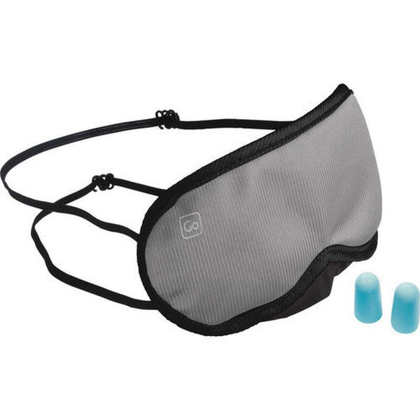 Go Travel Eye Mask | Sleeping Mask (BONUS Ear Plugs) - Jetsettr.com.au - 1