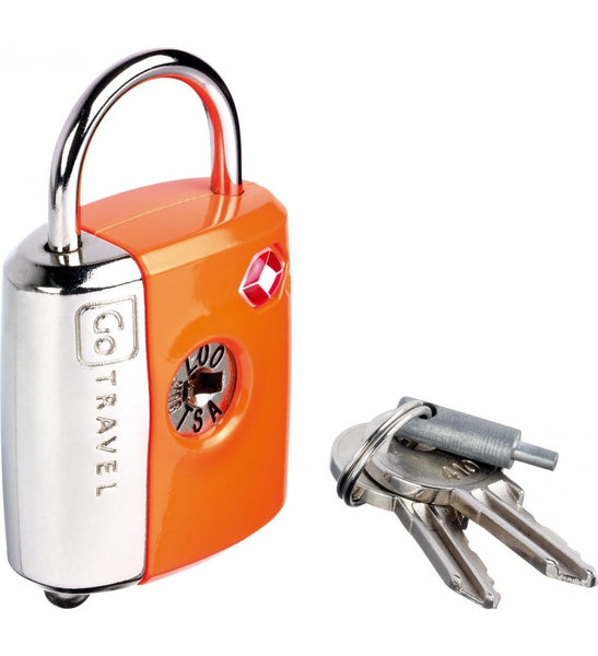 Go Travel Dual Combination / Key Lock - Jetsettr.com.au - 5