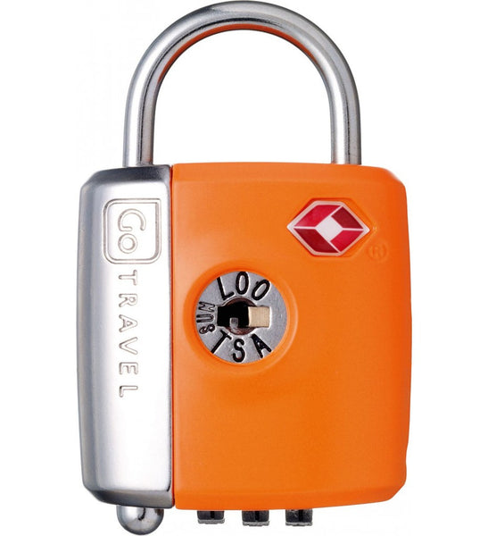 Go Travel Dual Combination / Key Lock - Jetsettr.com.au - 6