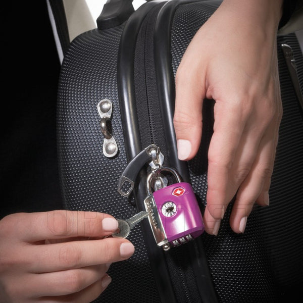 Go Travel Dual Combination / Key Lock