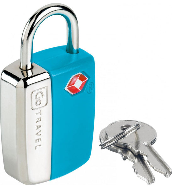 Go Travel Glo TSA Keyed Luggage Lock - Jetsettr.com.au - 1