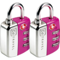 Go Travel Twin Travel Sentry TSA Locks [2pk] - Jetsettr.com.au - 10