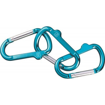 Go Travel Clip It Carabiners (Set of 3) - Jetsettr.com.au - 4
