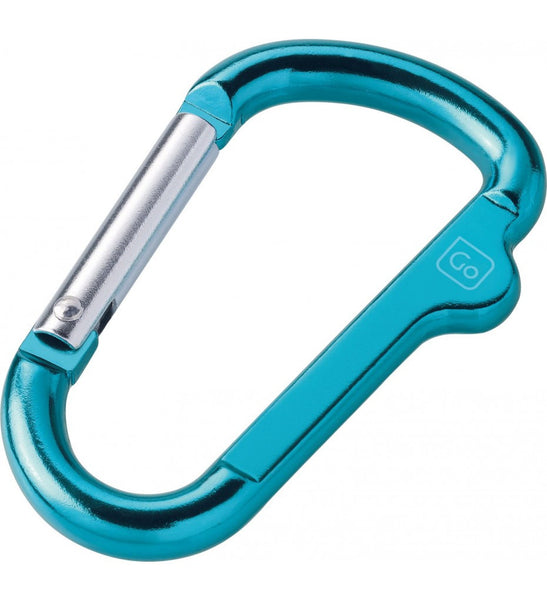 Go Travel Clip It Carabiners (Set of 3) - Jetsettr.com.au - 2