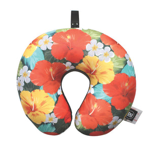 DQ & Co. Travel Pillow: Tropical [Bead Filled] - Jetsettr.com.au - 1
