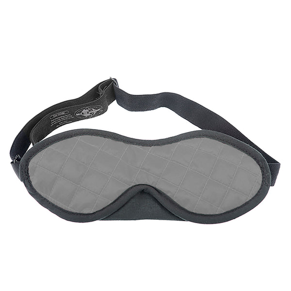 Sea To Summit TravellingLight Eye Shade | Sleep Mask: Grey/Black (BONUS Ear Plugs) - Jetsettr.com.au