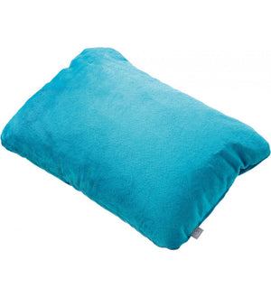 Go Travel 2-In-1 Duo Travel Pillow: Ocean Blue [Bead Filled] - Jetsettr.com.au - 3