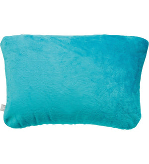 Go Travel 2-In-1 Duo Travel Pillow: Ocean Blue [Bead Filled] - Jetsettr.com.au - 4