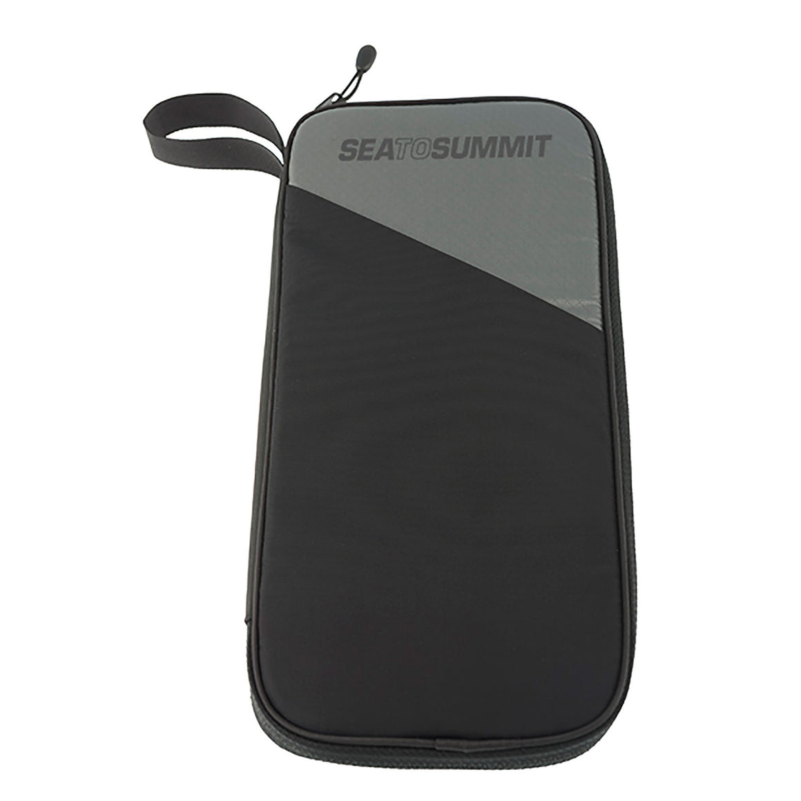 Sea To Summit TravellingLight RFID Travel Wallet: Black/Grey - Jetsettr.com.au - 1