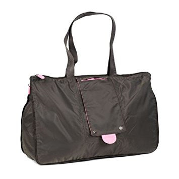 Tintamar Bag N Roll: Chocolate/Pink
