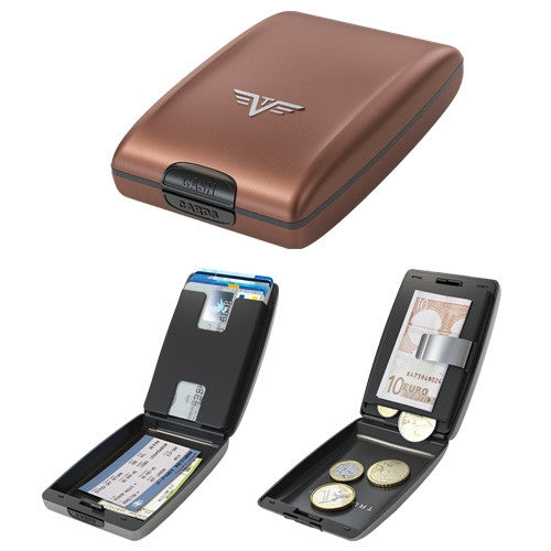 Tru Virtu RFID Wallet: Coffee To Go - Jetsettr.com.au - 1