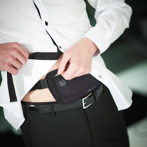 Go Travel RFID Money Belt - Jetsettr.com.au - 9