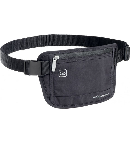 Go Travel RFID Money Belt - Jetsettr.com.au - 2