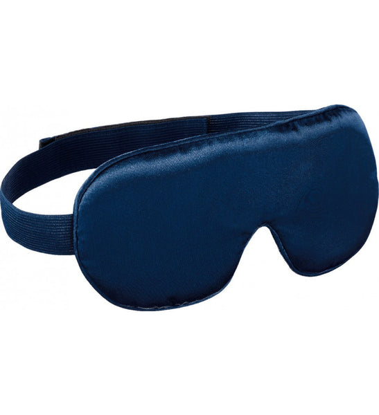 Go Travel Silky Eye Mask: Blueberry - Jetsettr.com.au - 2
